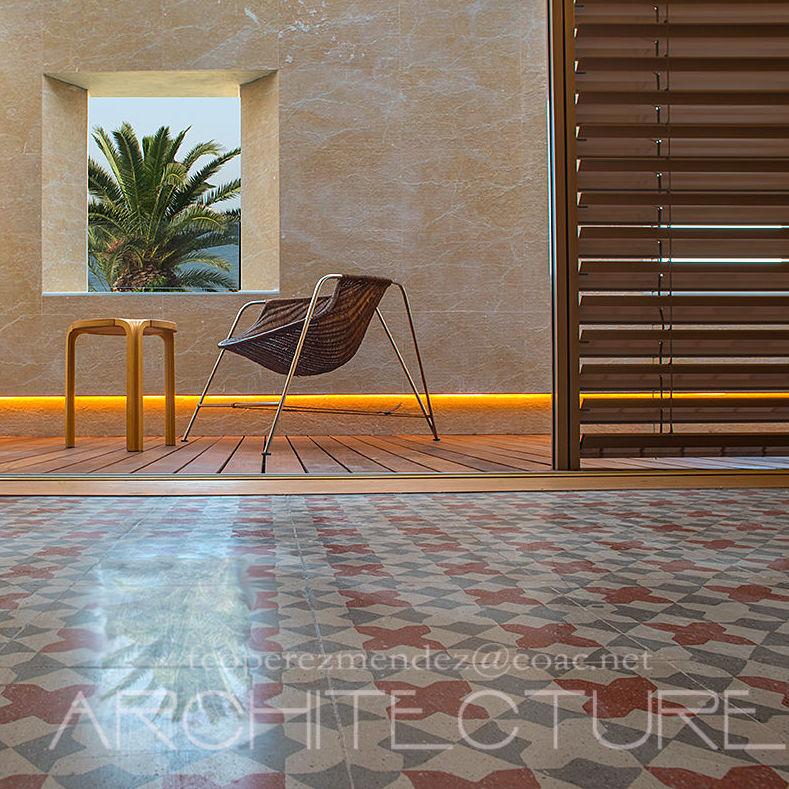 Casa Antonio Serra , Modernismo. Architect Sitges.  FPM Studio  Barcelona: Proyectos  architectsitges.com de FPM Arquitectura