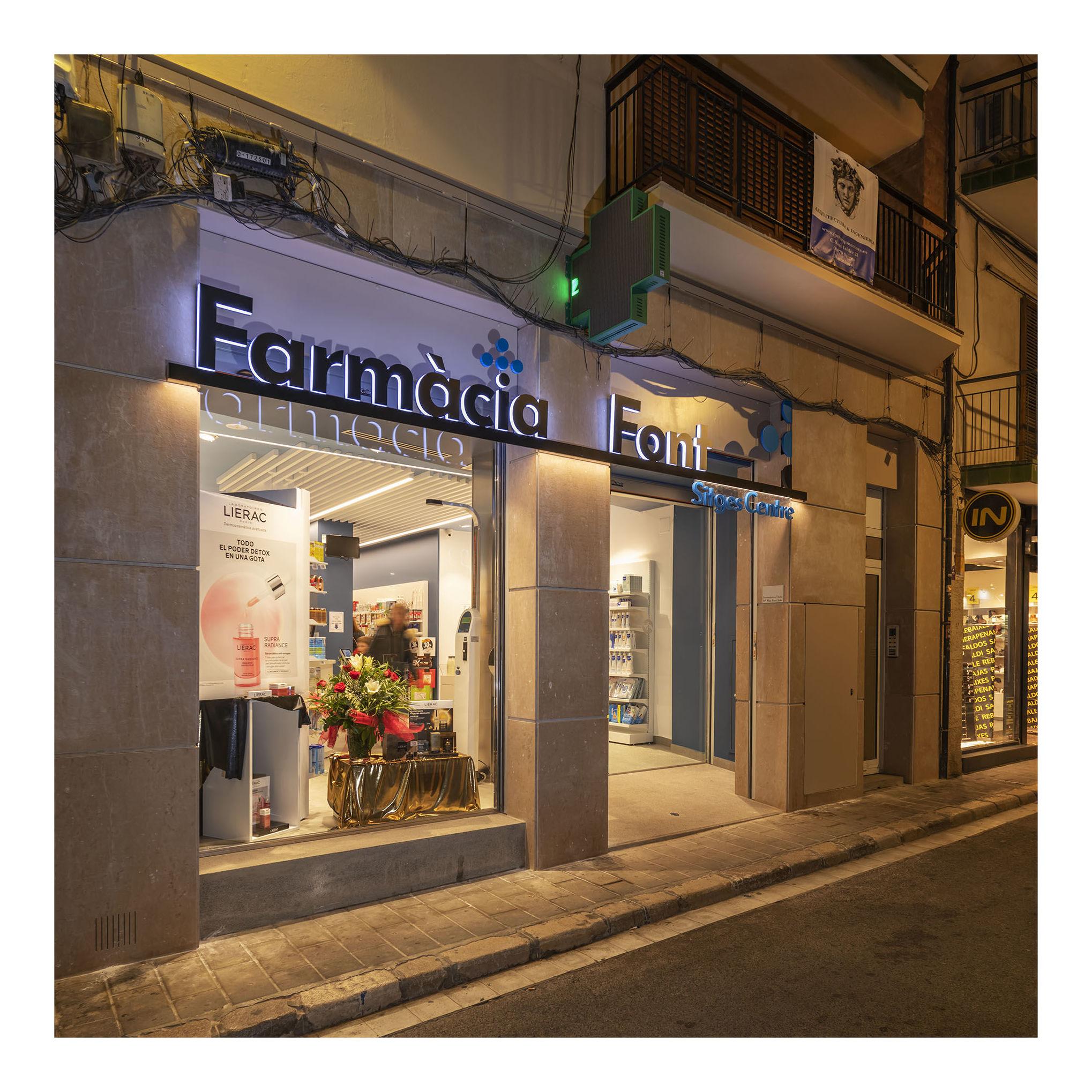 Pharmacy Sitges Center  Barcelona