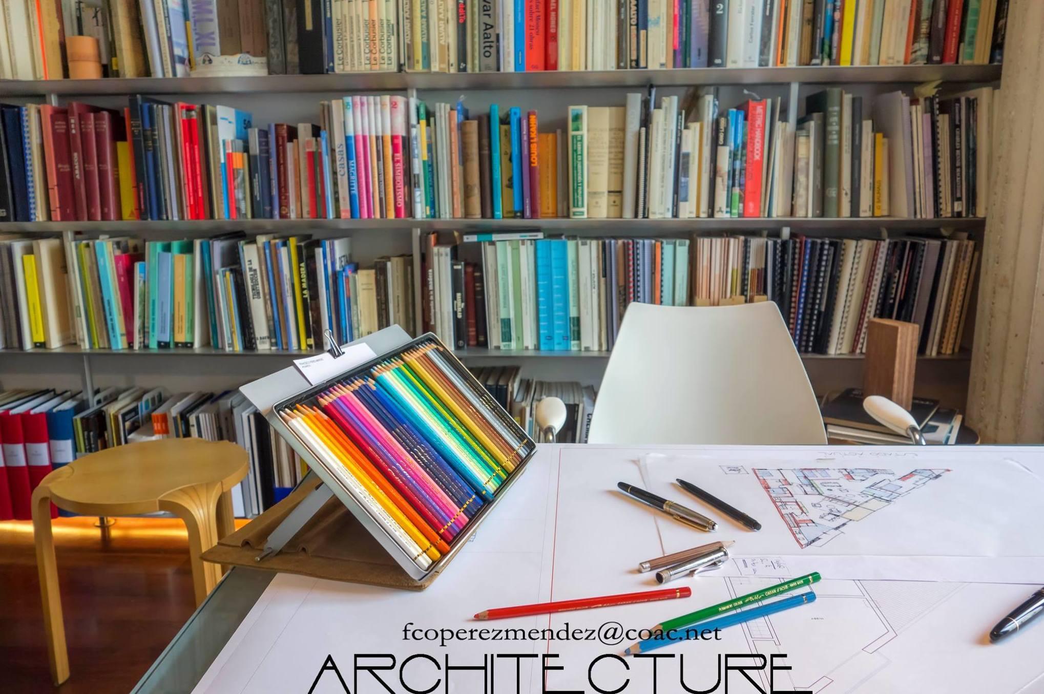 Estudio de Arquitectura  Sitges.   FPMARQUITECTURA   Barcelona