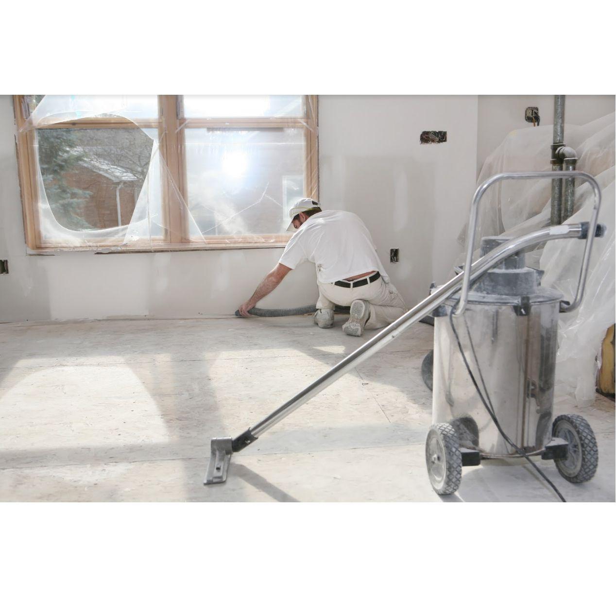 Fin de obra: Servicios de Limpiezas Karkach
