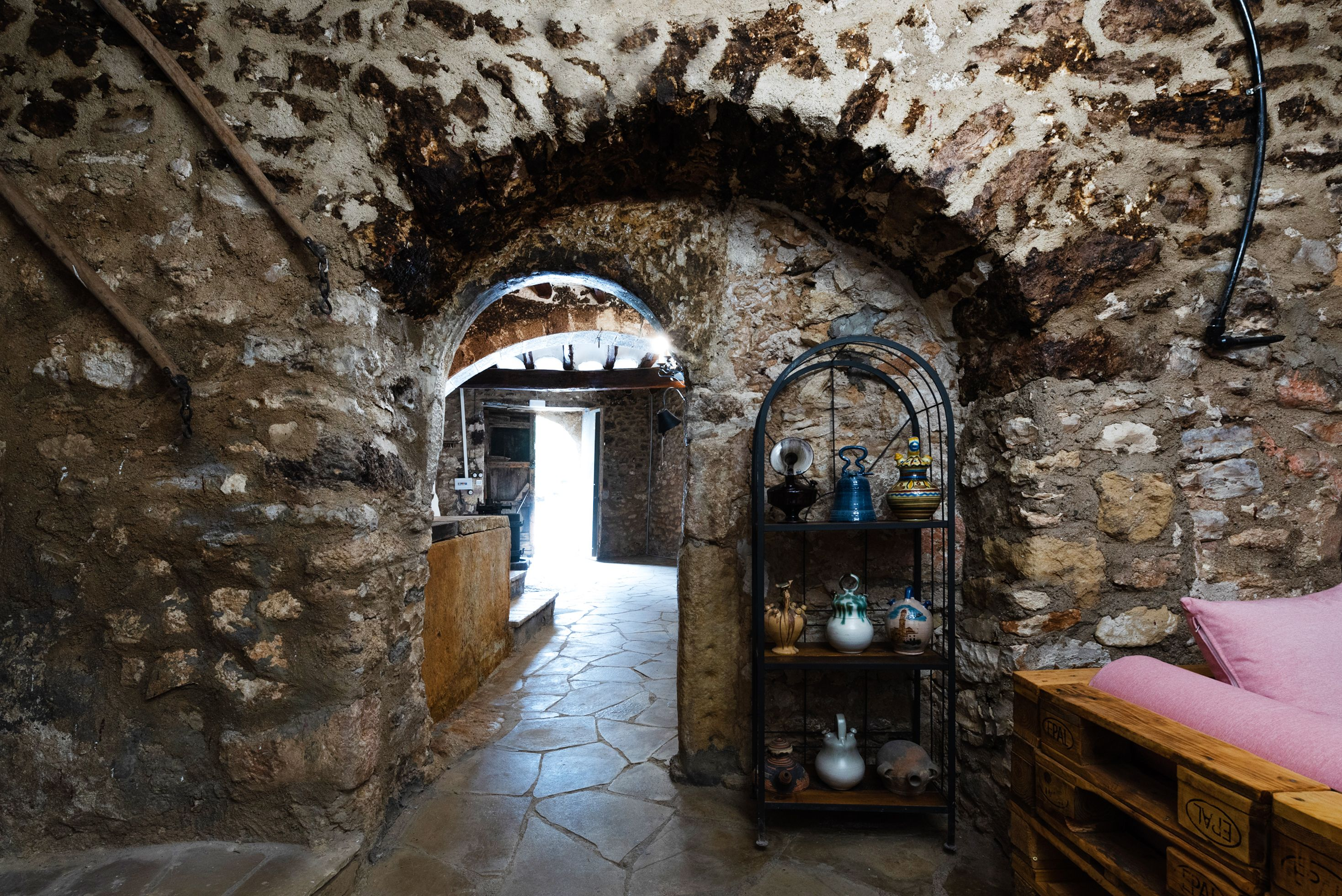 Foto 77 de Alquiler de casa rural en El Catllar | Masía Más d'en Tarrés