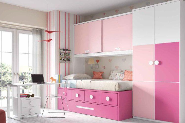 Muebles para habitación juvenil