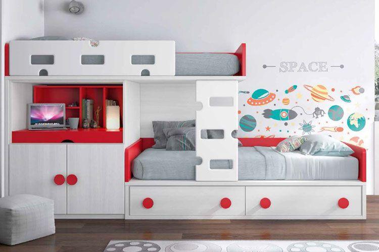 Dormitorios juveniles en Reus