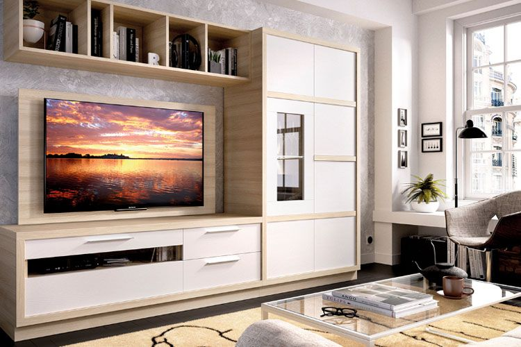 Muebles con diseño innovador