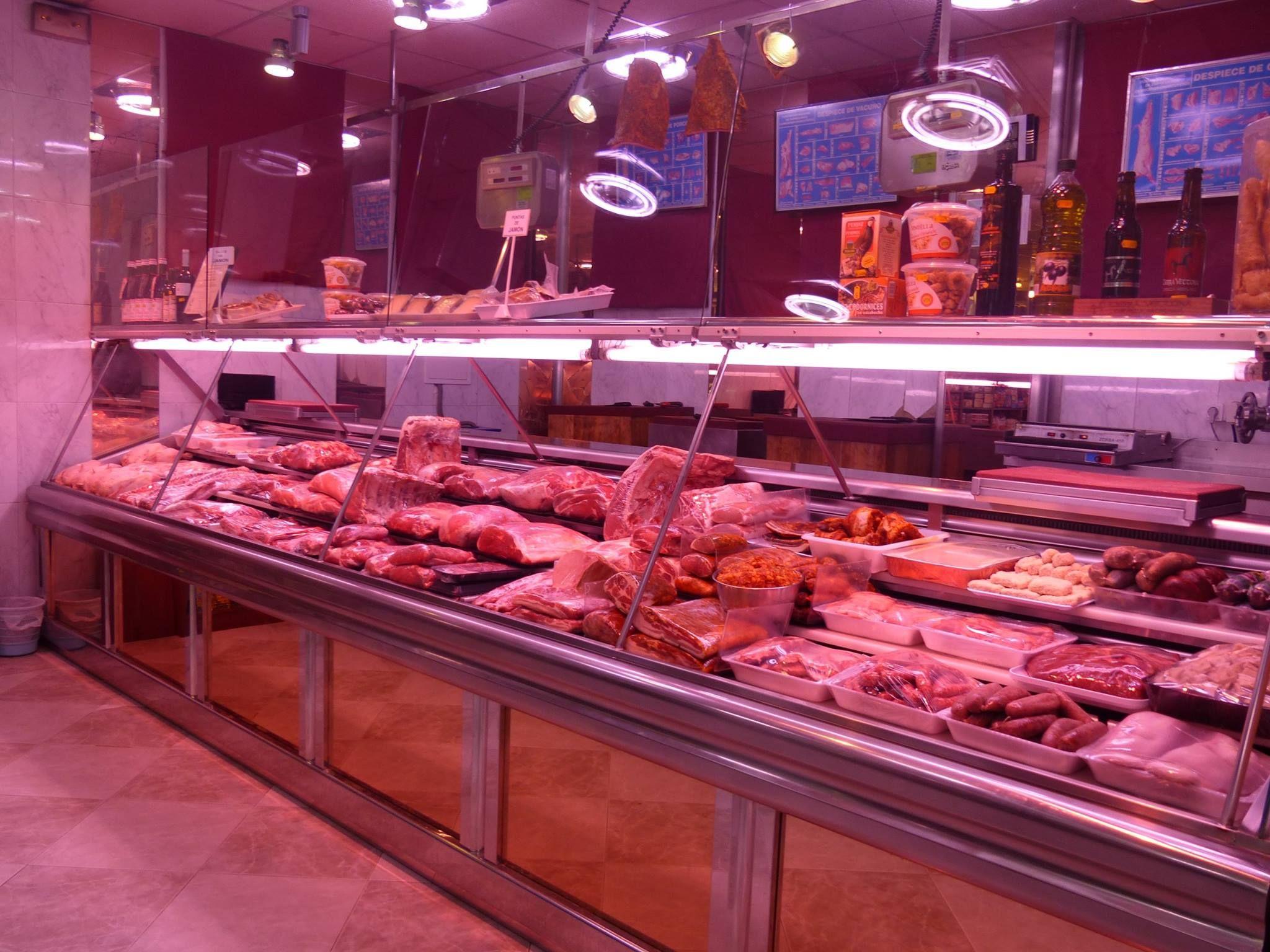 Carnicería en Ávila