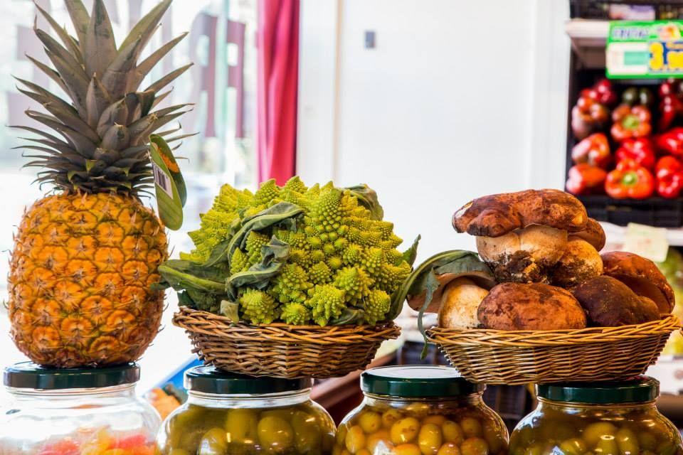 Frutería en Ávila