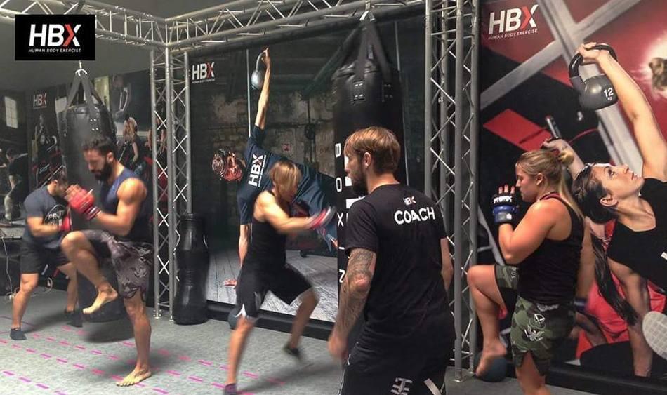 HBX - Boxing