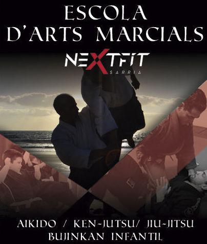 Escola Arts Marcials a Sarrià