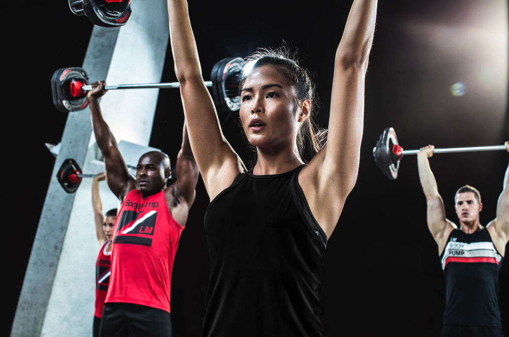 Body Pump: Actividades de NEXTFIT