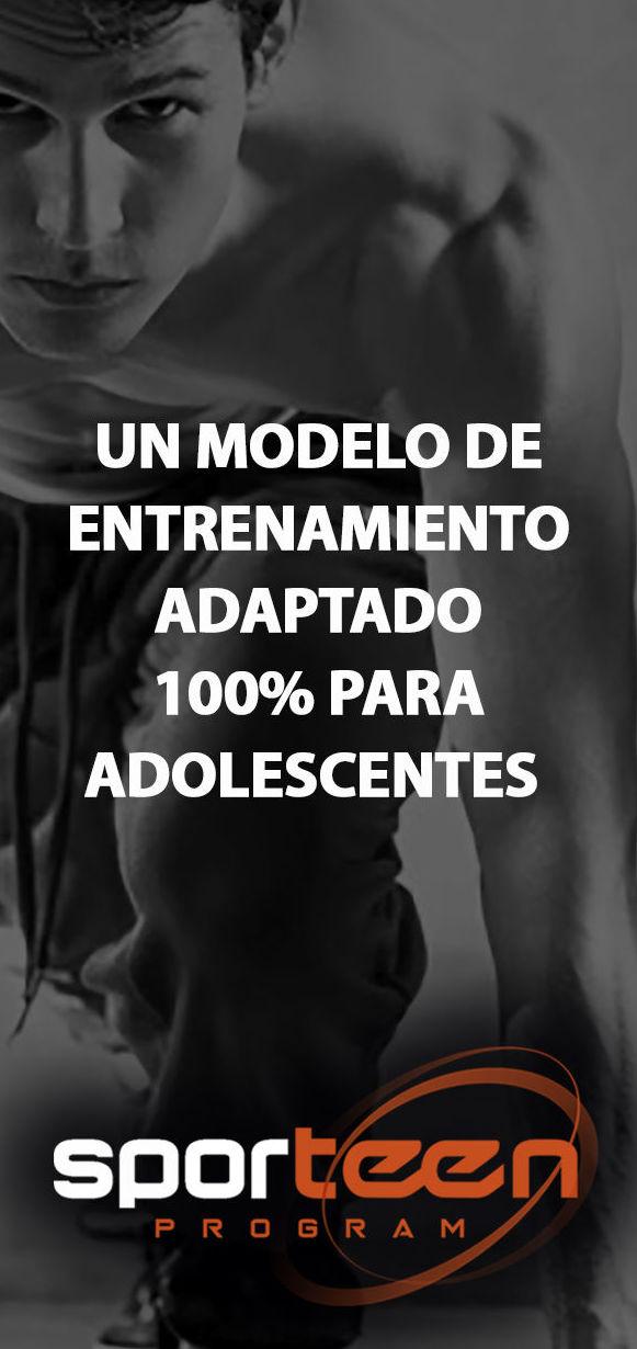 PRESENTACIÓN PROGRAMA PARA ADOLESCENTES SPORTEEN 21 SEPTIEMBRE