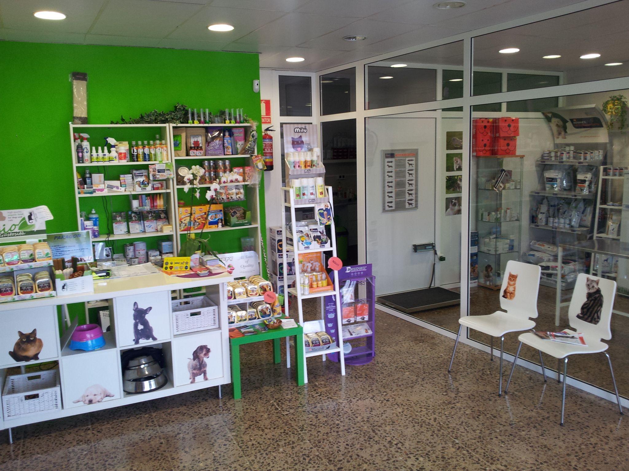 Clínica veterinaria en Torrelles de Foix