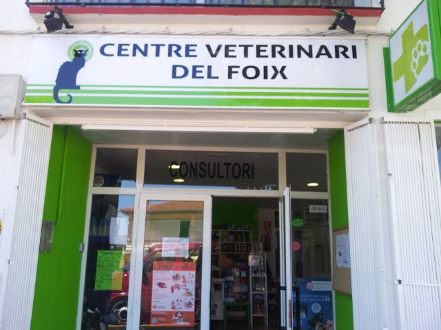 Colaboraciones: Servicios de Centre Veterinari del Foix