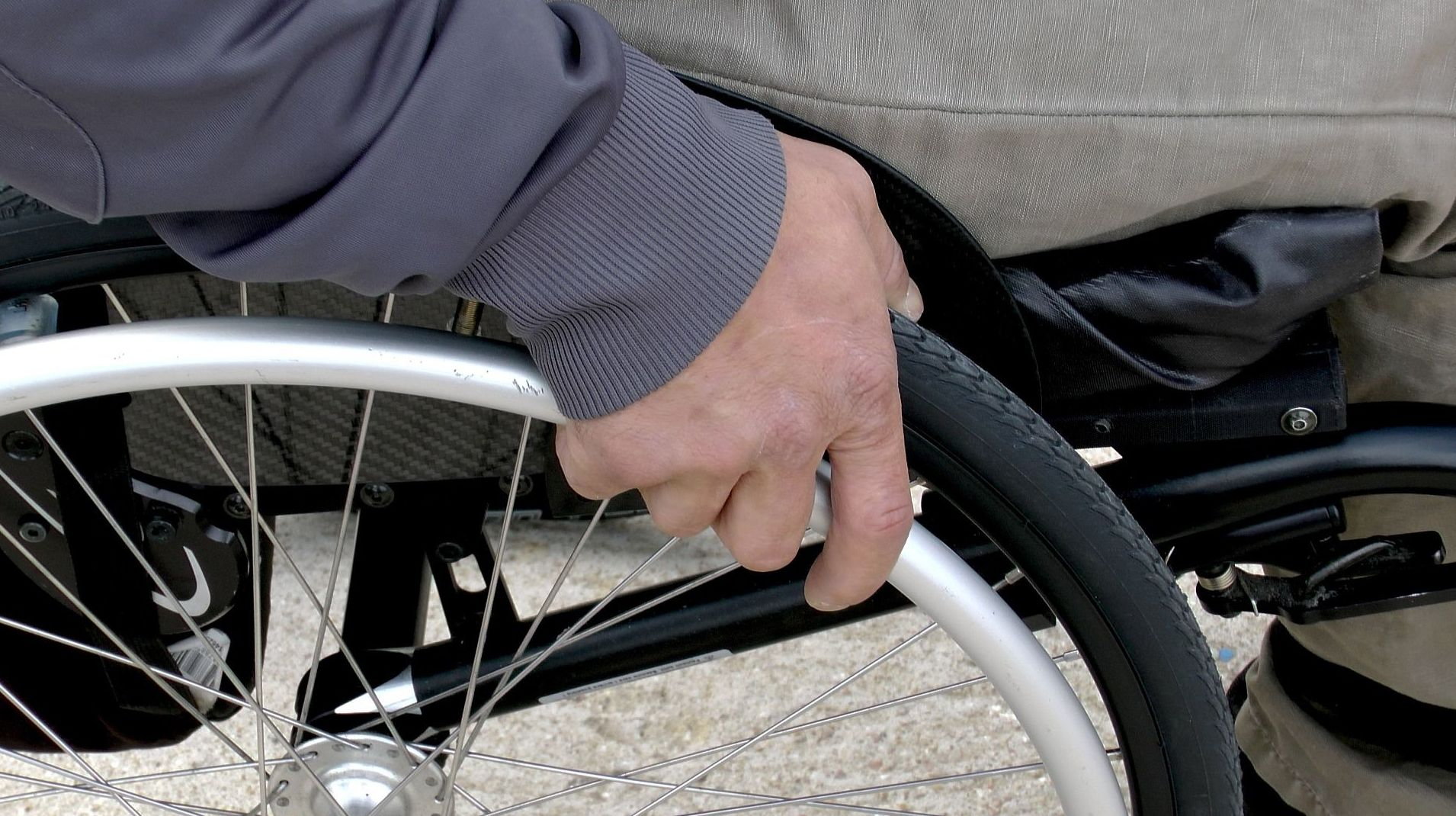 Cab adapted for wheelchairs in Torrevieja
