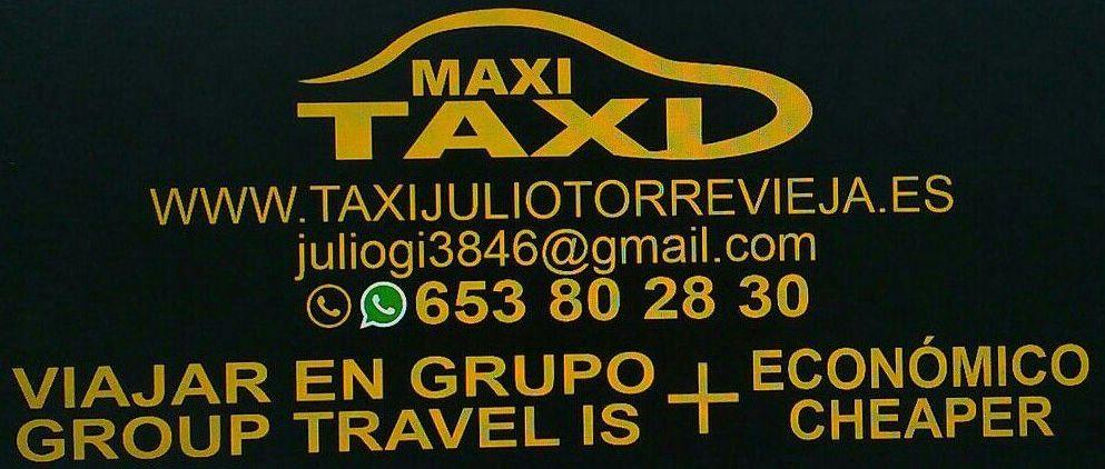 Foto 3 de Taxi service en Torrevieja | Taxi Julio Torrevieja