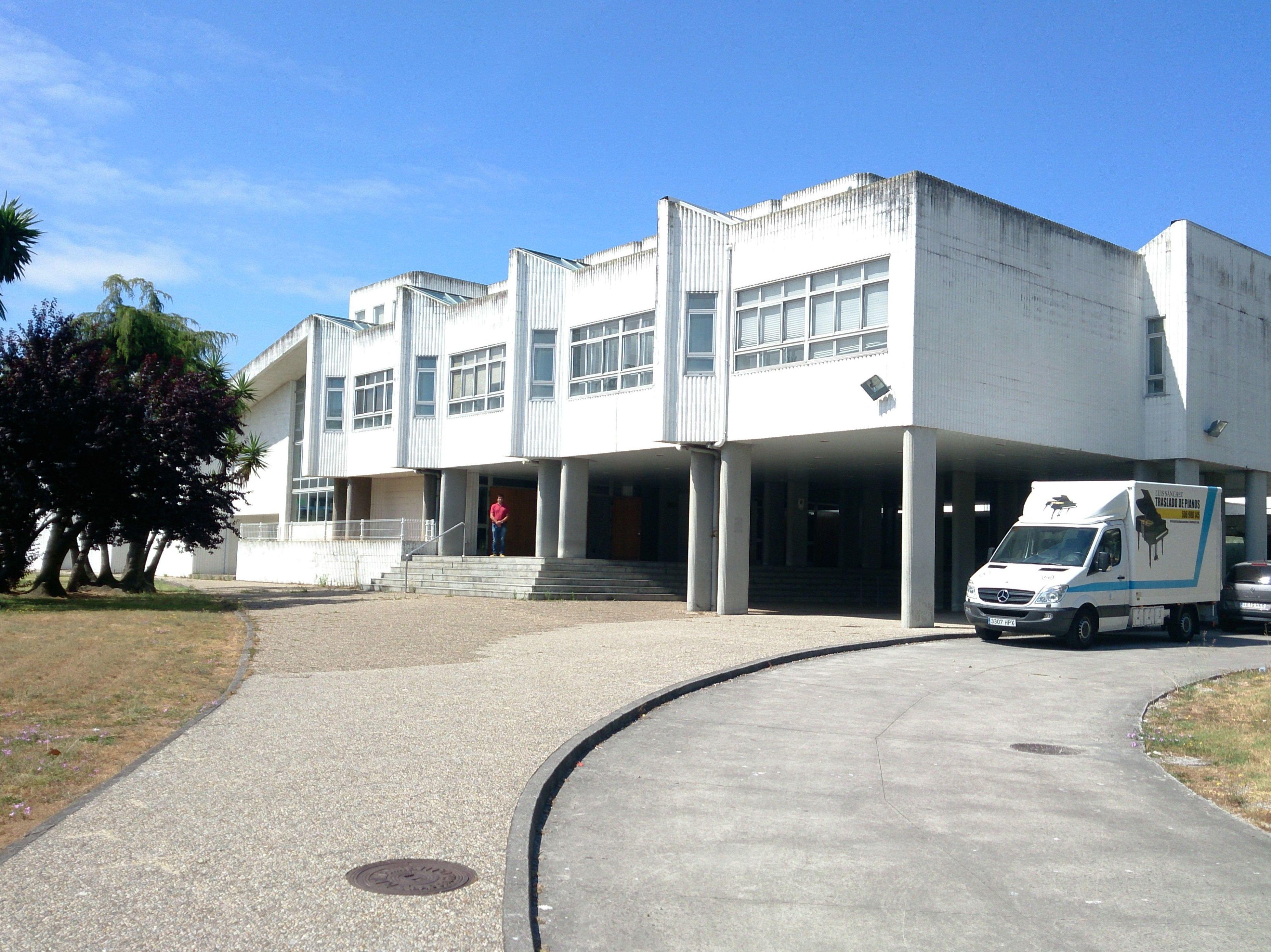 Conservatorio Profesional de Música de Coruña