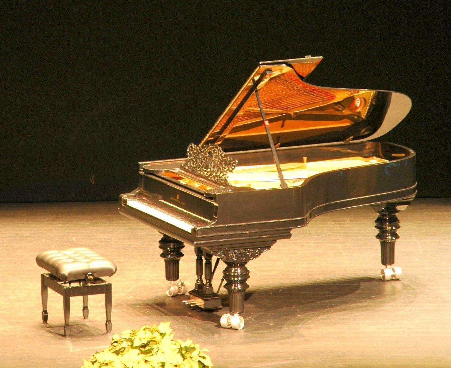 Transporte de pianos de gran cola