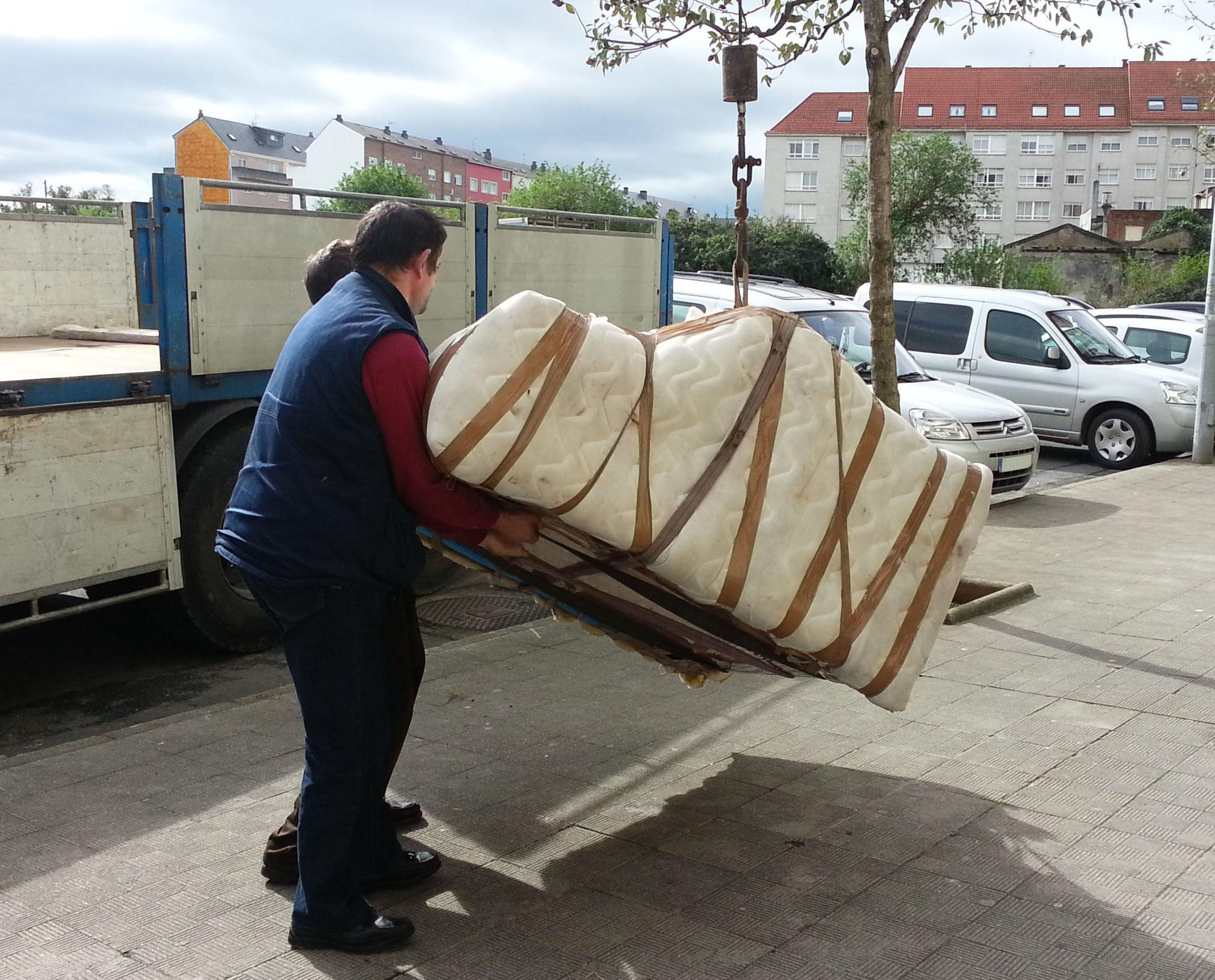 Traslado de pianos A Coruña