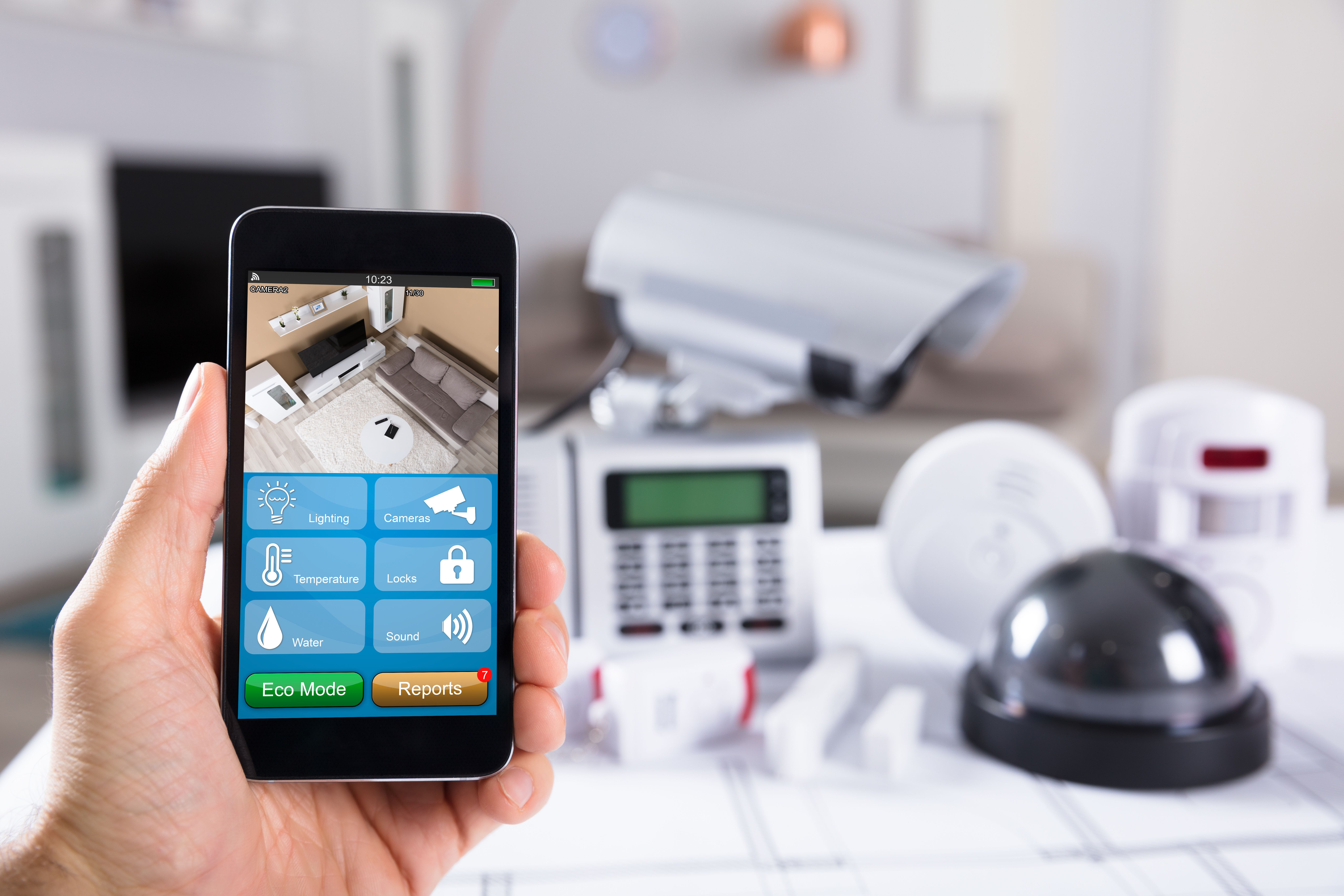Domótica y seguridad: Productos y Servicios de S.I.M.I. Seguridad