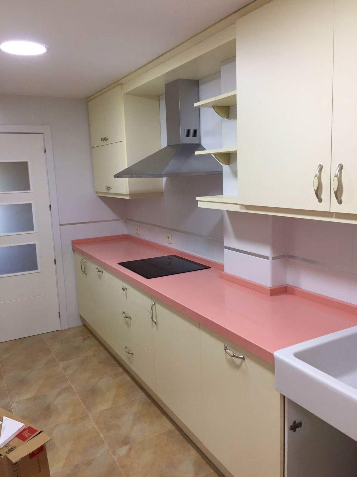 Empresa de cocinas en Plasencia