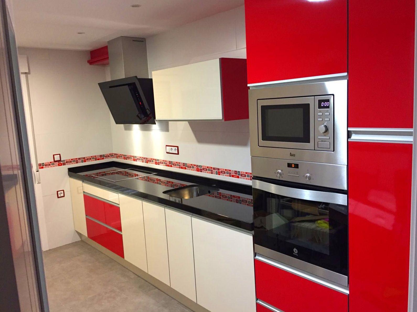 Montaje de cocinas en Plasencia, Cáceres
