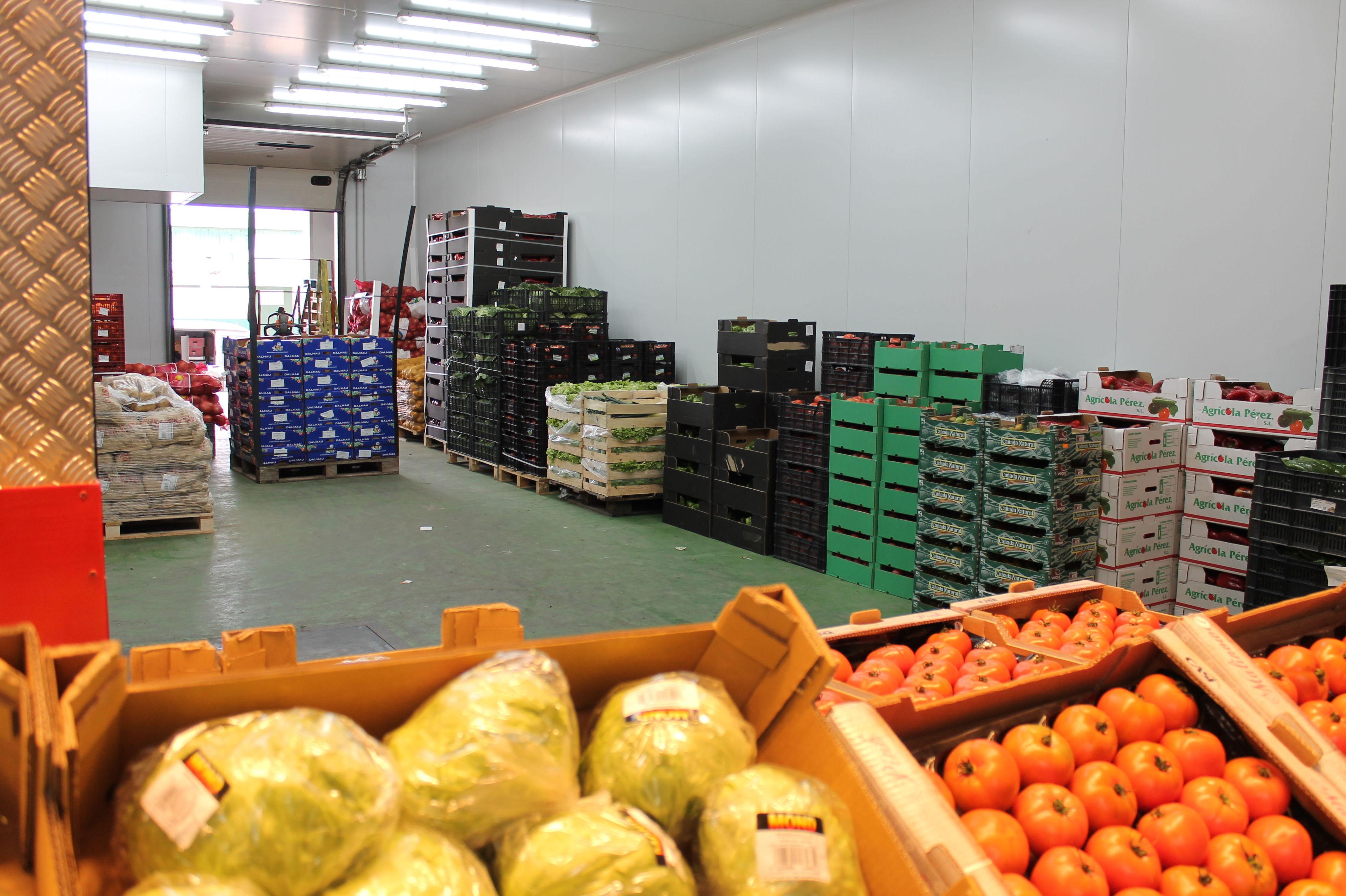 Foto 2 de Frutas y hortalizas en  | Agronatural
