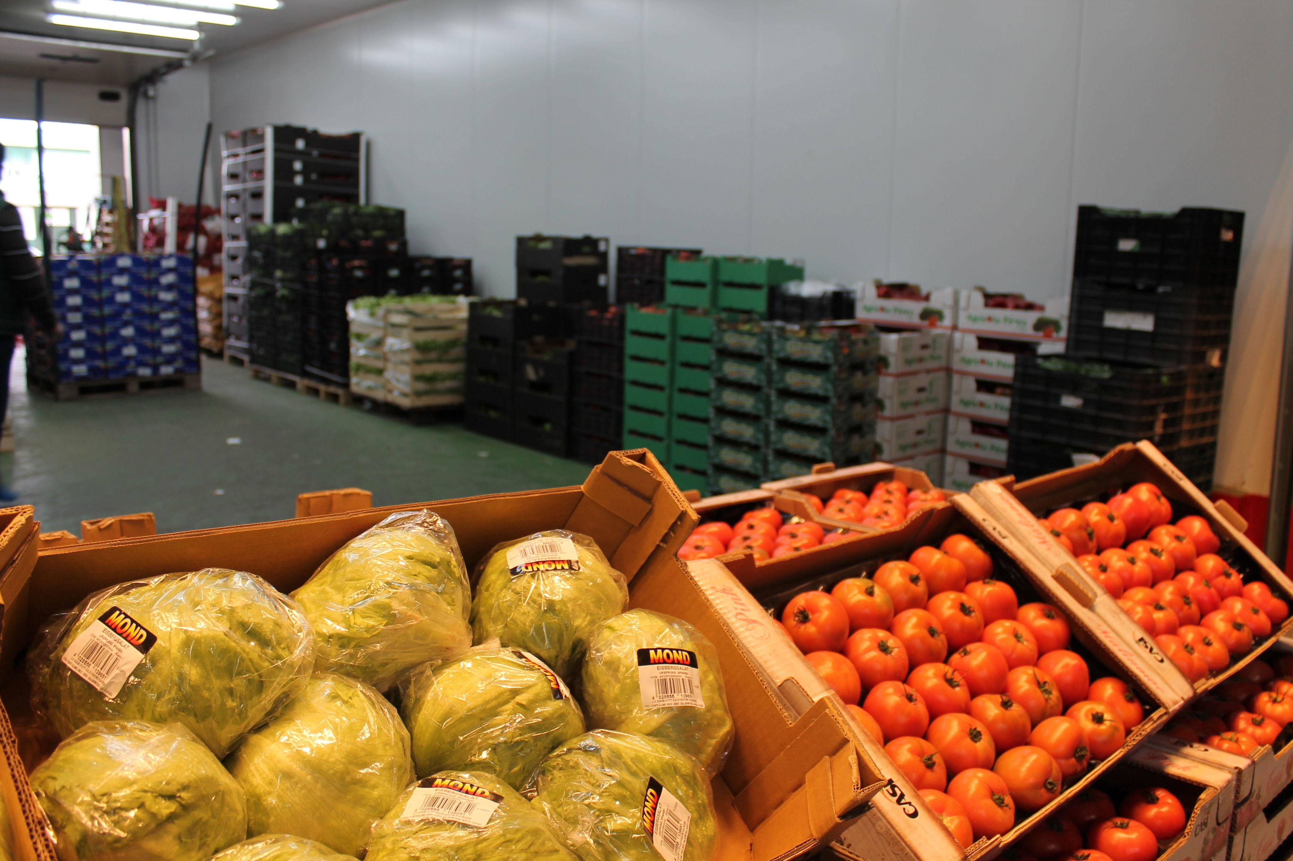 Foto 1 de Frutas y hortalizas en  | Agronatural