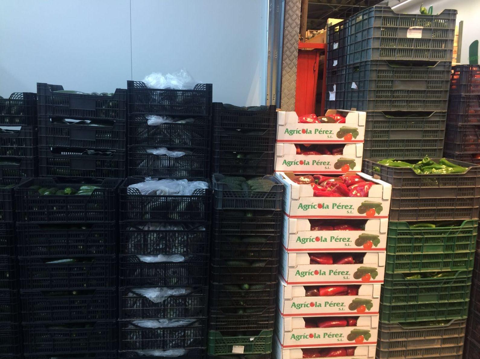 Foto 3 de Frutas y hortalizas en    Agronatural