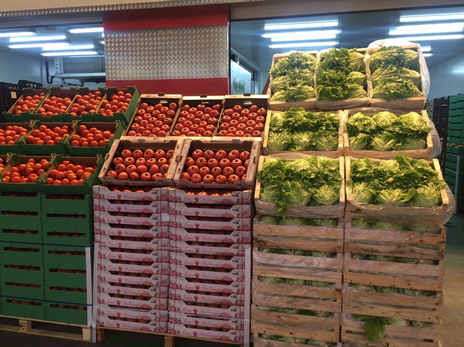 Foto 7 de Frutas y hortalizas en  | Agronatural
