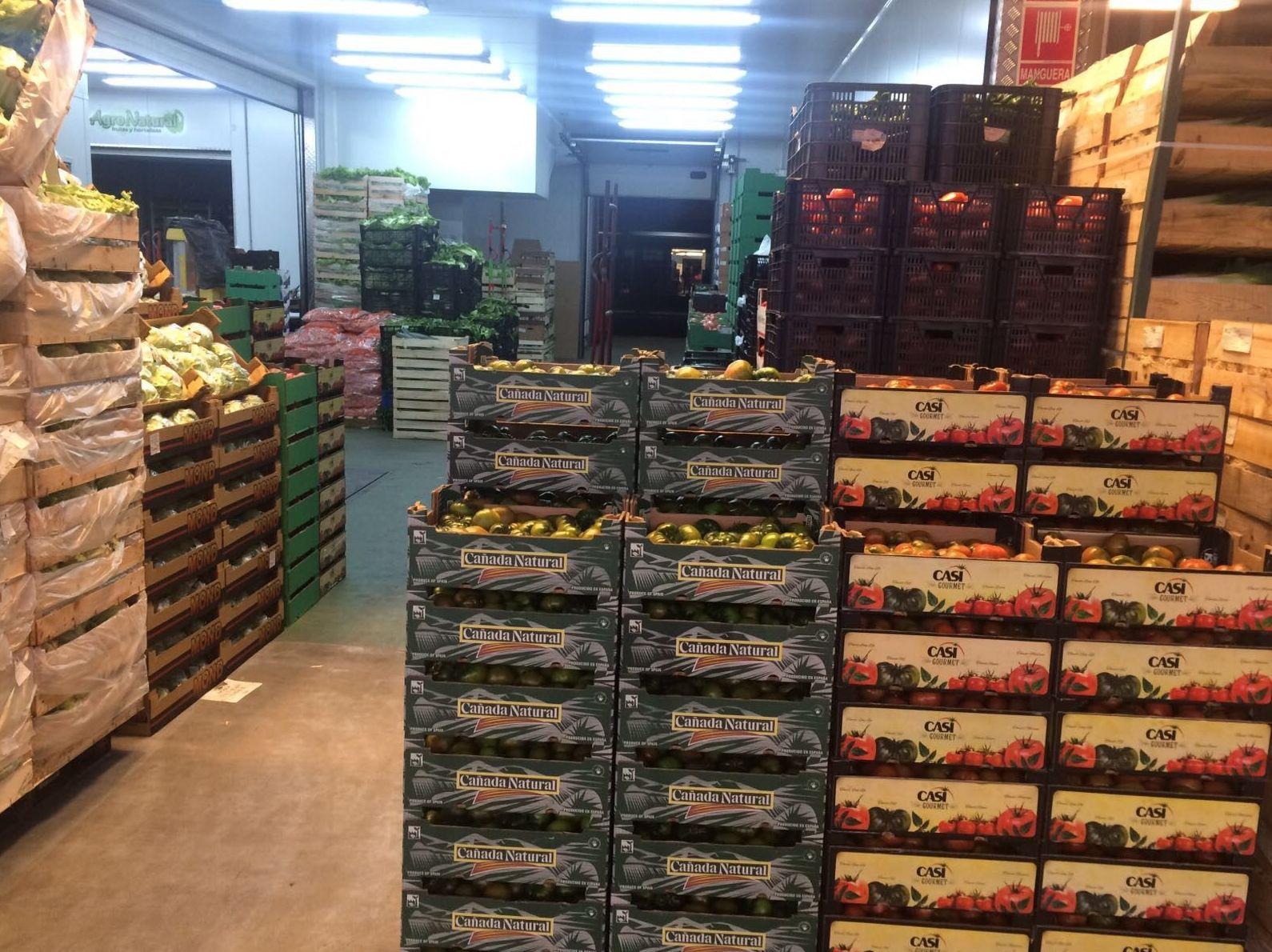 Foto 5 de Frutas y hortalizas en    Agronatural