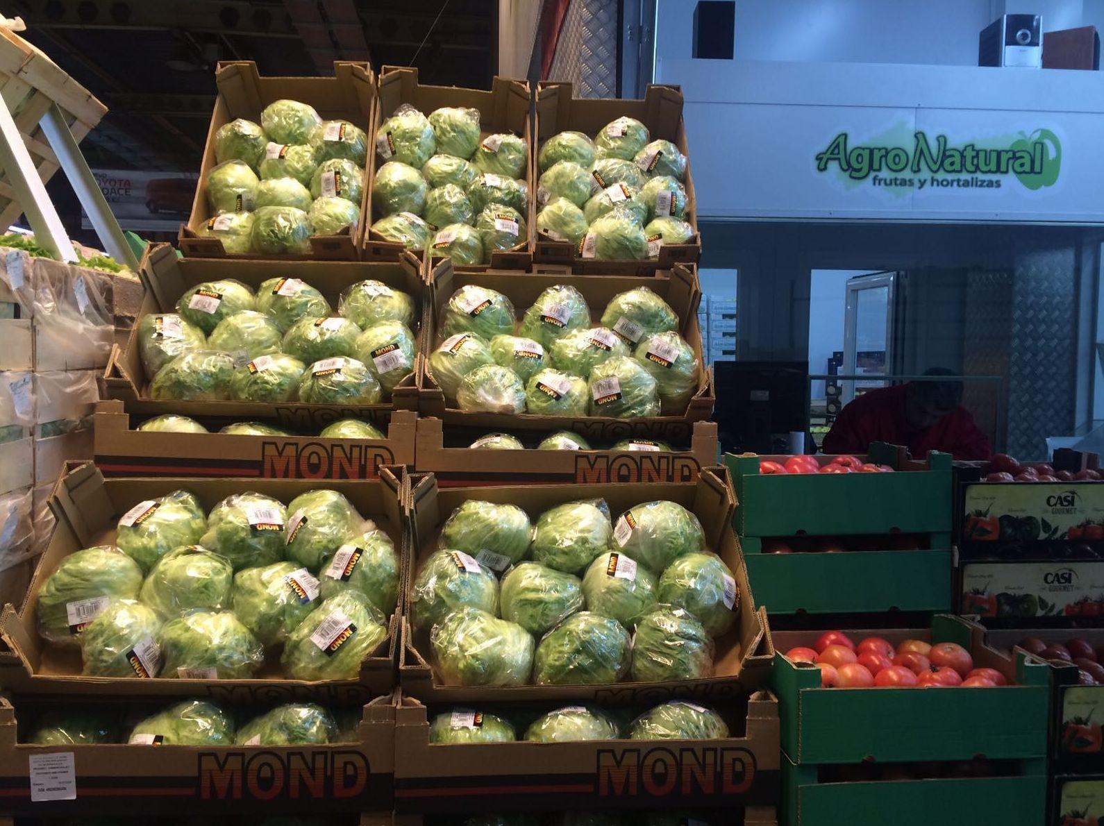 Foto 4 de Frutas y hortalizas en  | Agronatural