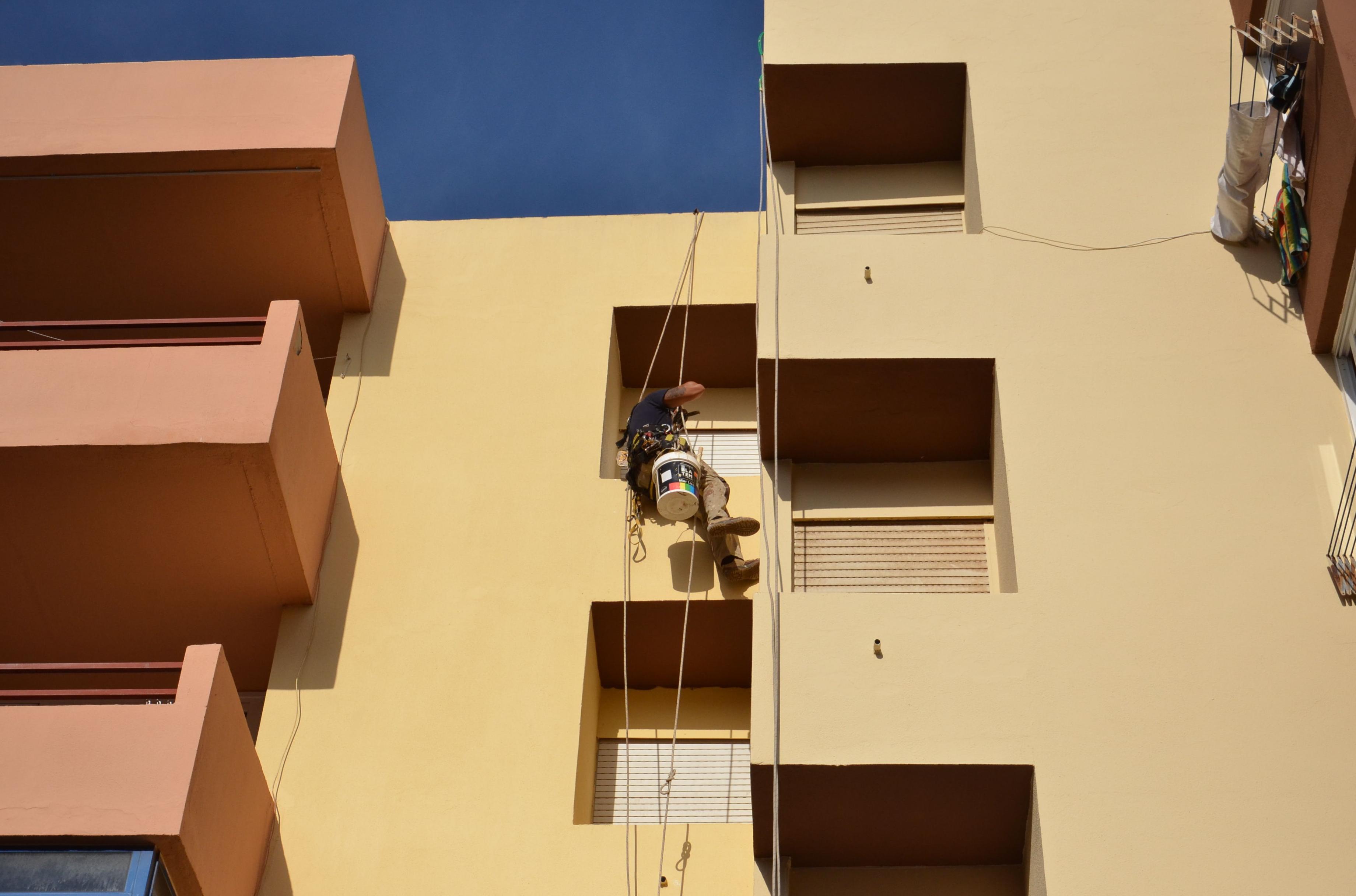 Foto 37 de Trabajos verticales en  | Vertical Ibiza