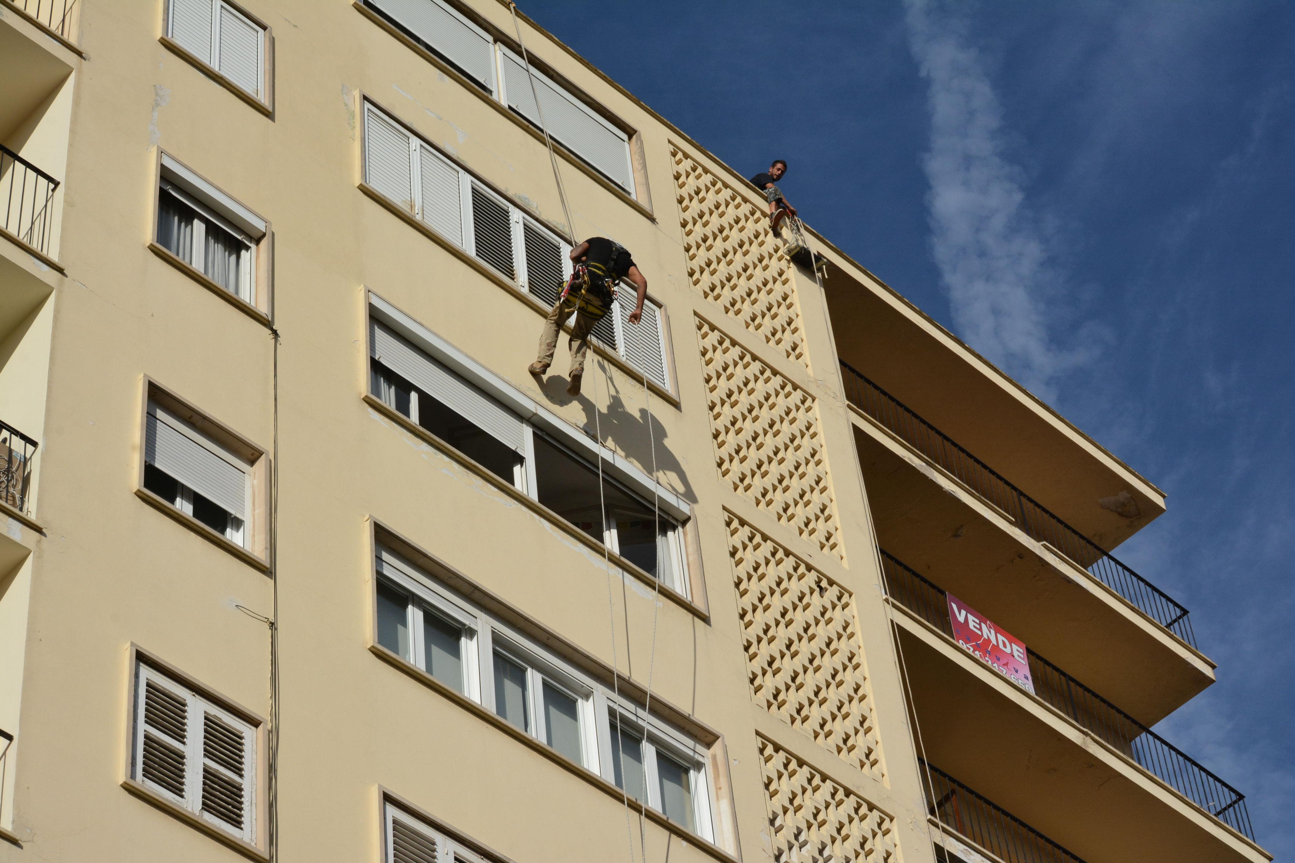 Foto 33 de Trabajos verticales en  | Vertical Ibiza