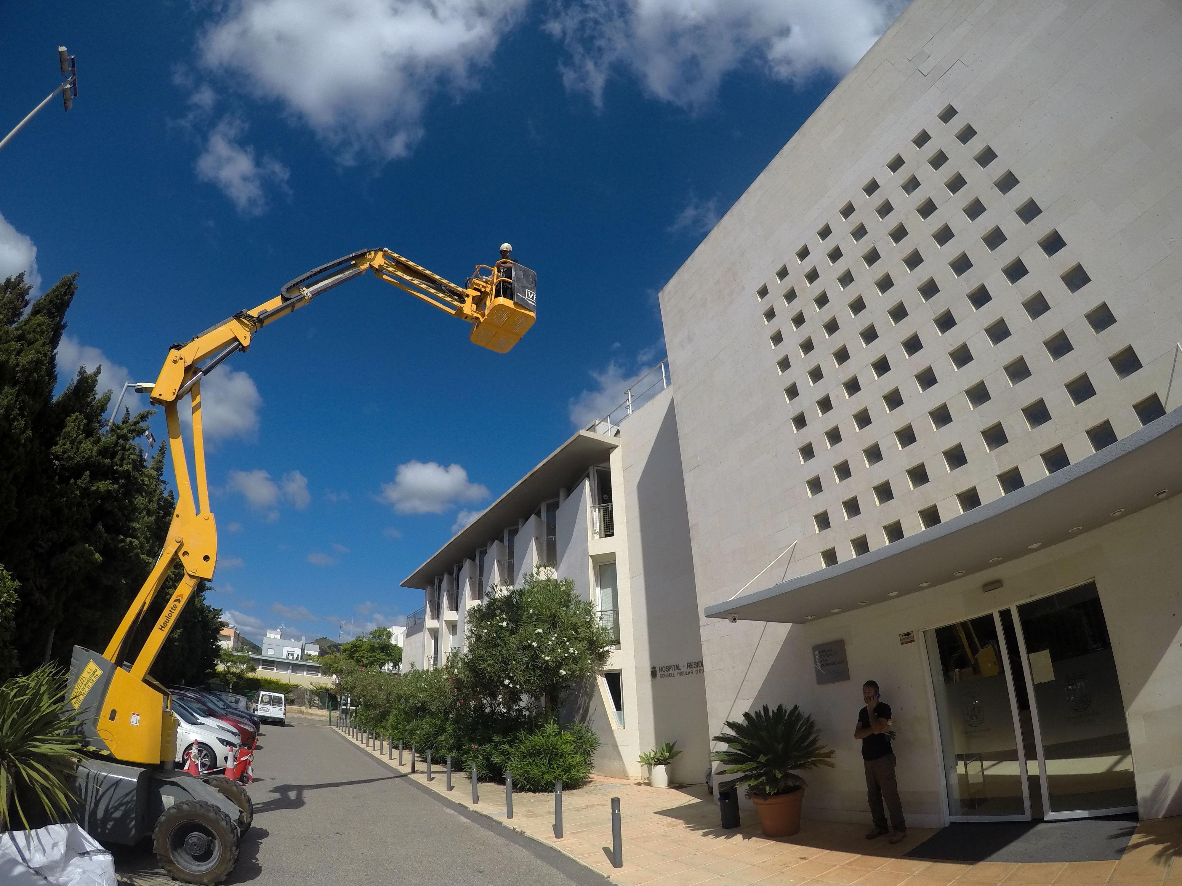 Foto 6 de Trabajos verticales en  | Vertical Ibiza