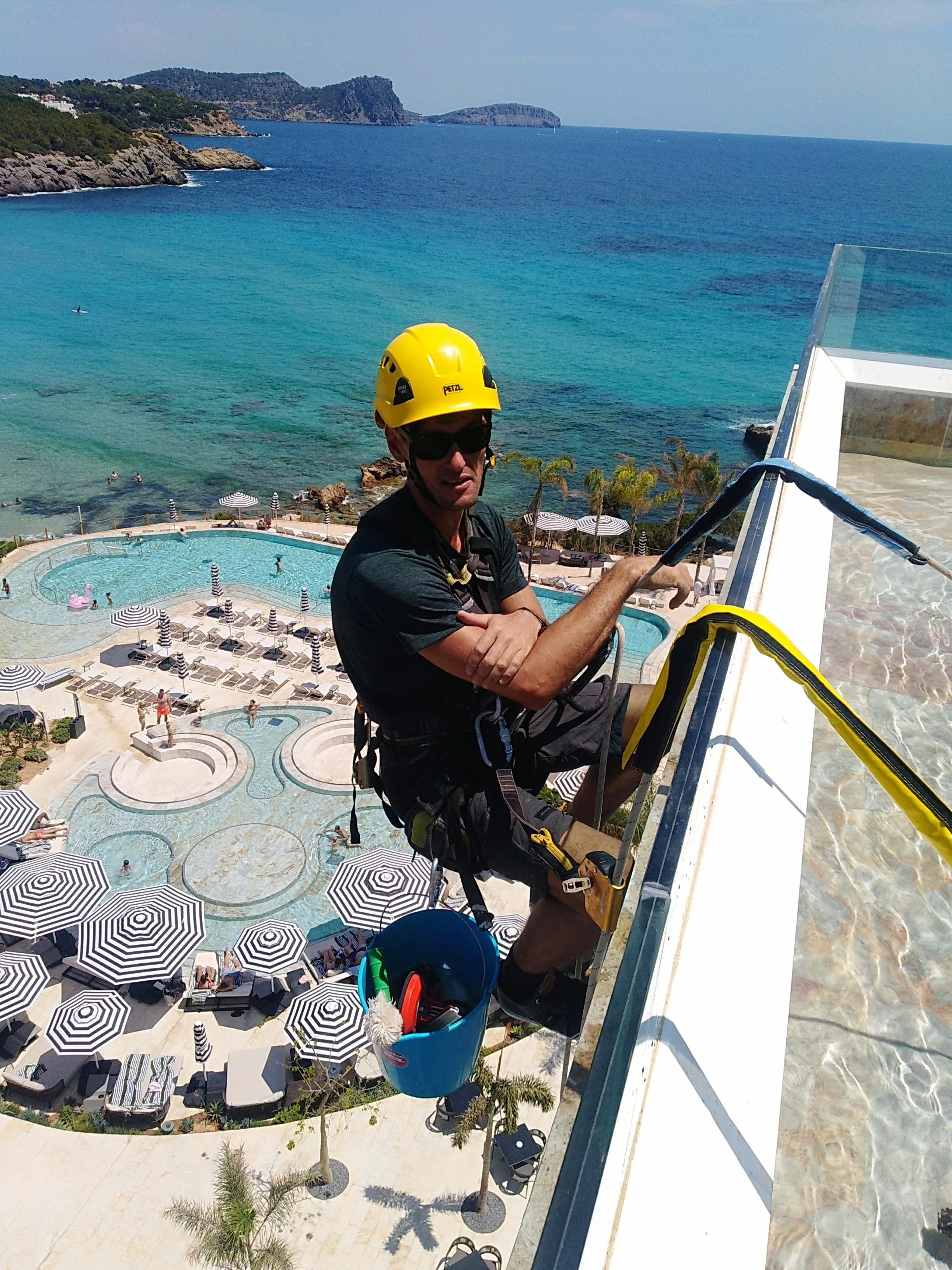 Reparación y mantenimiento integral de edificios en Ibiza