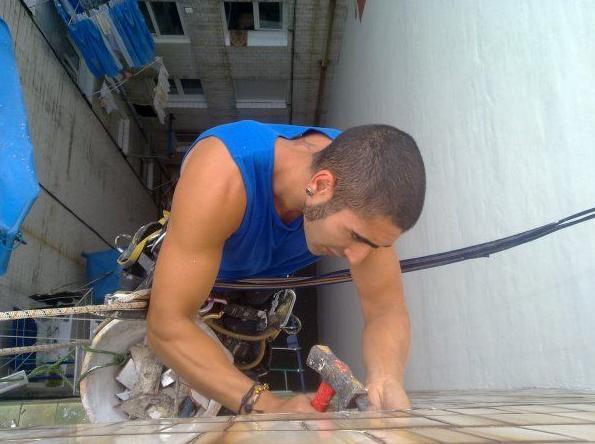 Foto 38 de Trabajos verticales en  | Vertical Ibiza