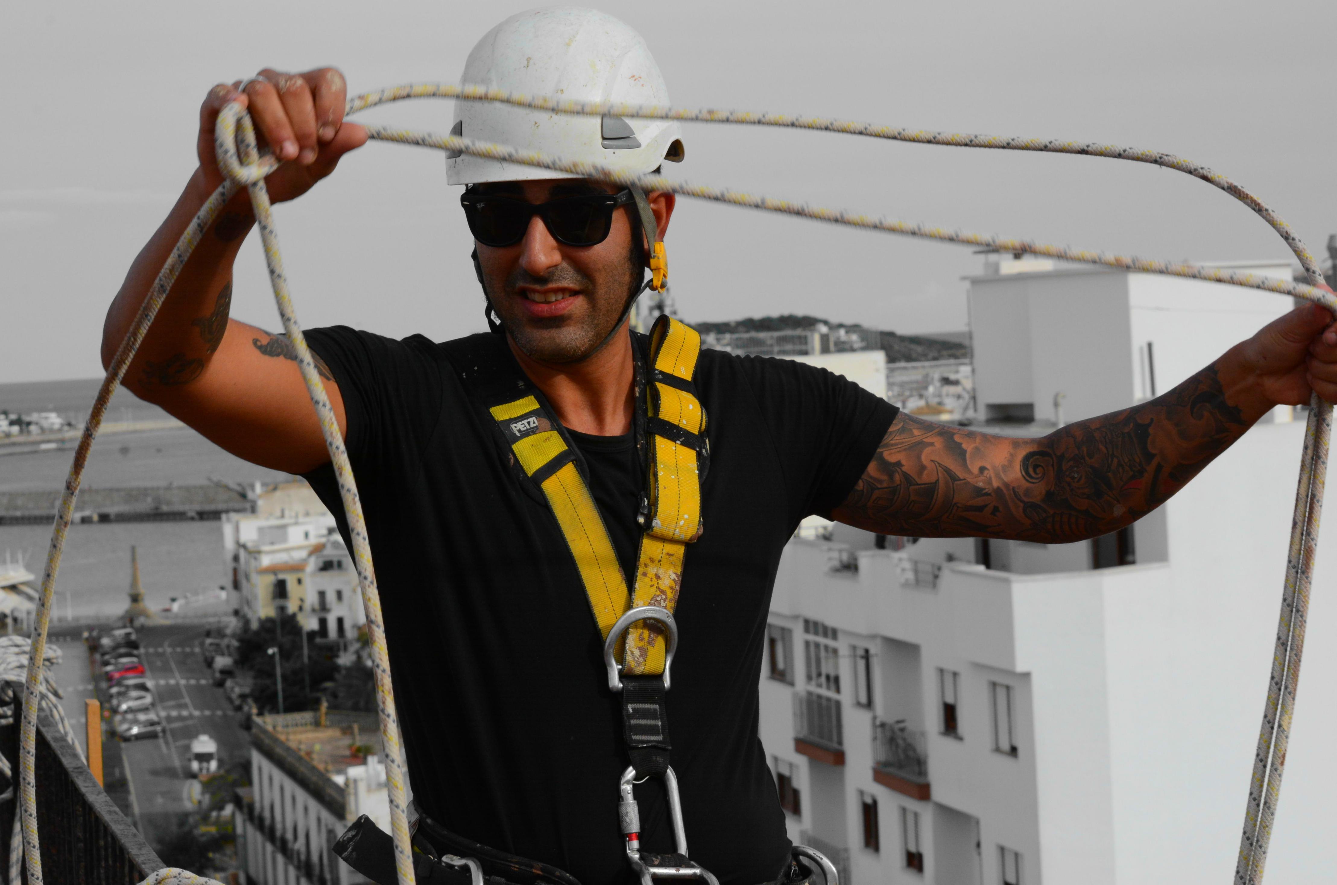 Foto 34 de Trabajos verticales en  | Vertical Ibiza