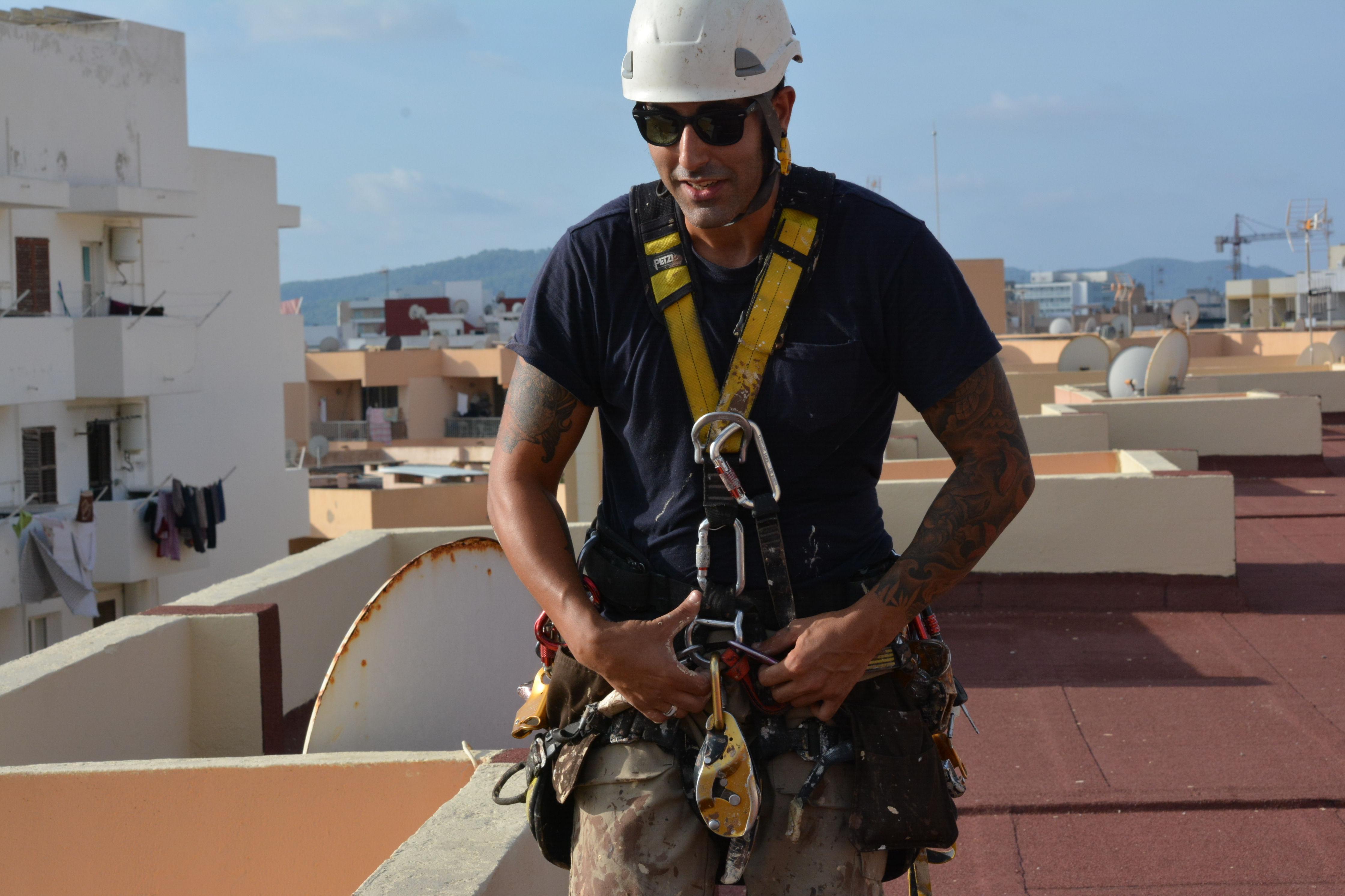 Foto 47 de Trabajos verticales en  | Vertical Ibiza