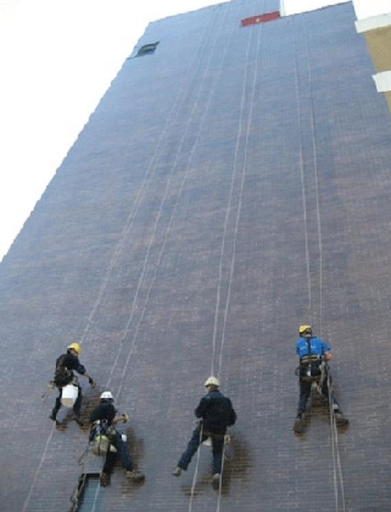 impermeabilización de fachada en Bilbao