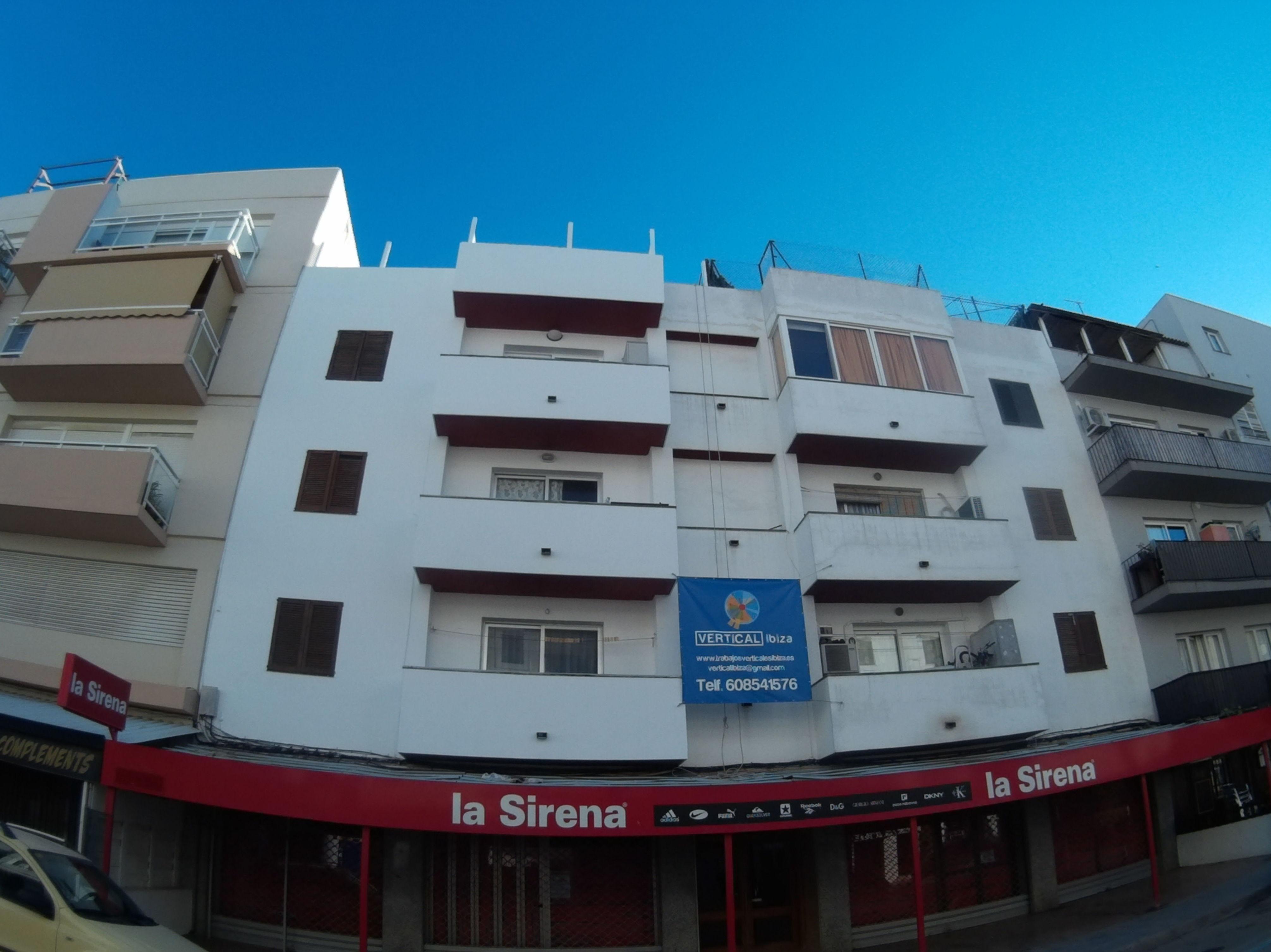 Rehabilitacion de fachadas e impermeabilizacion  en C/Asturias