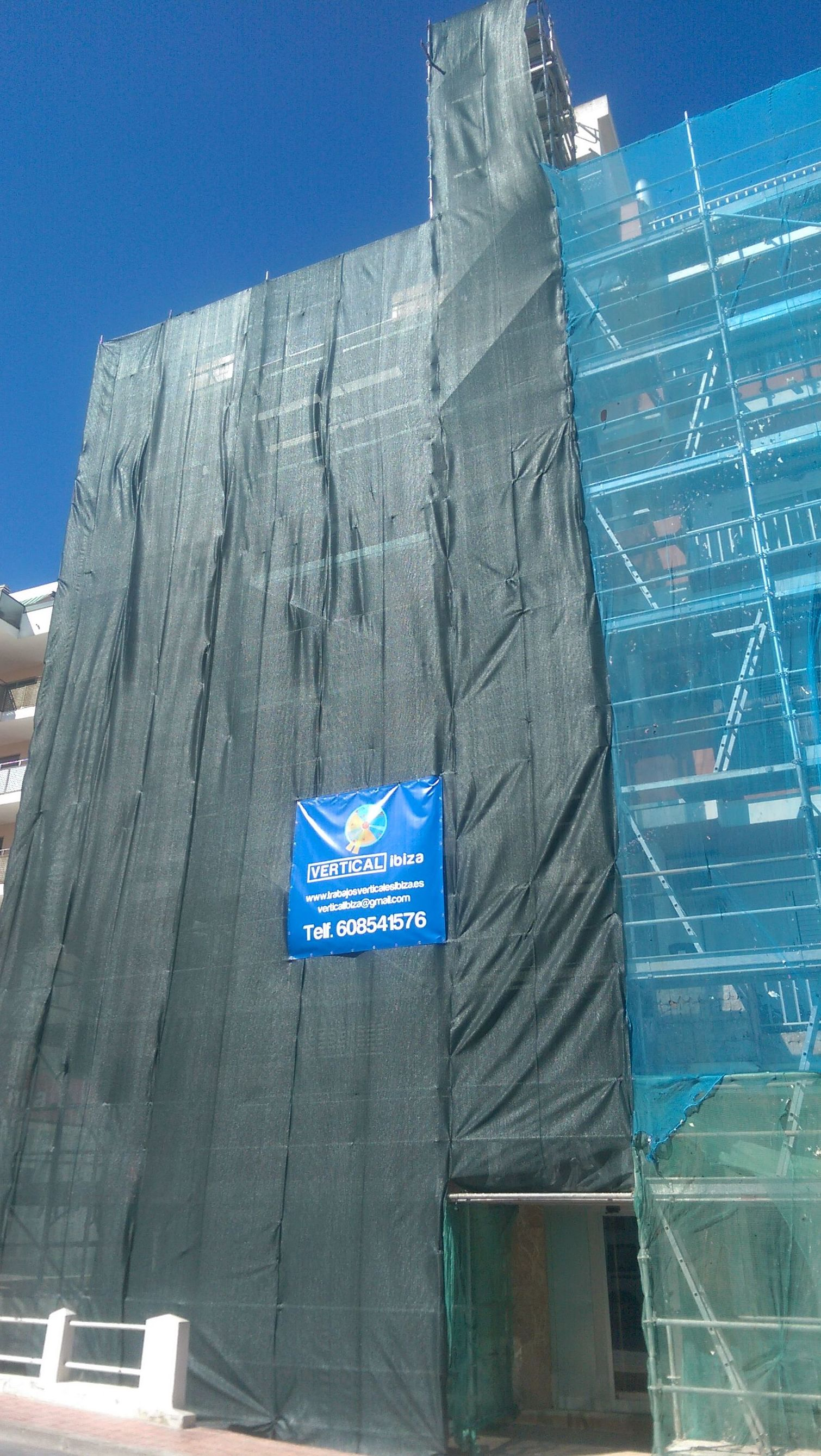 Rehabilitacion edificio Isidoro Macabich 5 ( San Antonio)
