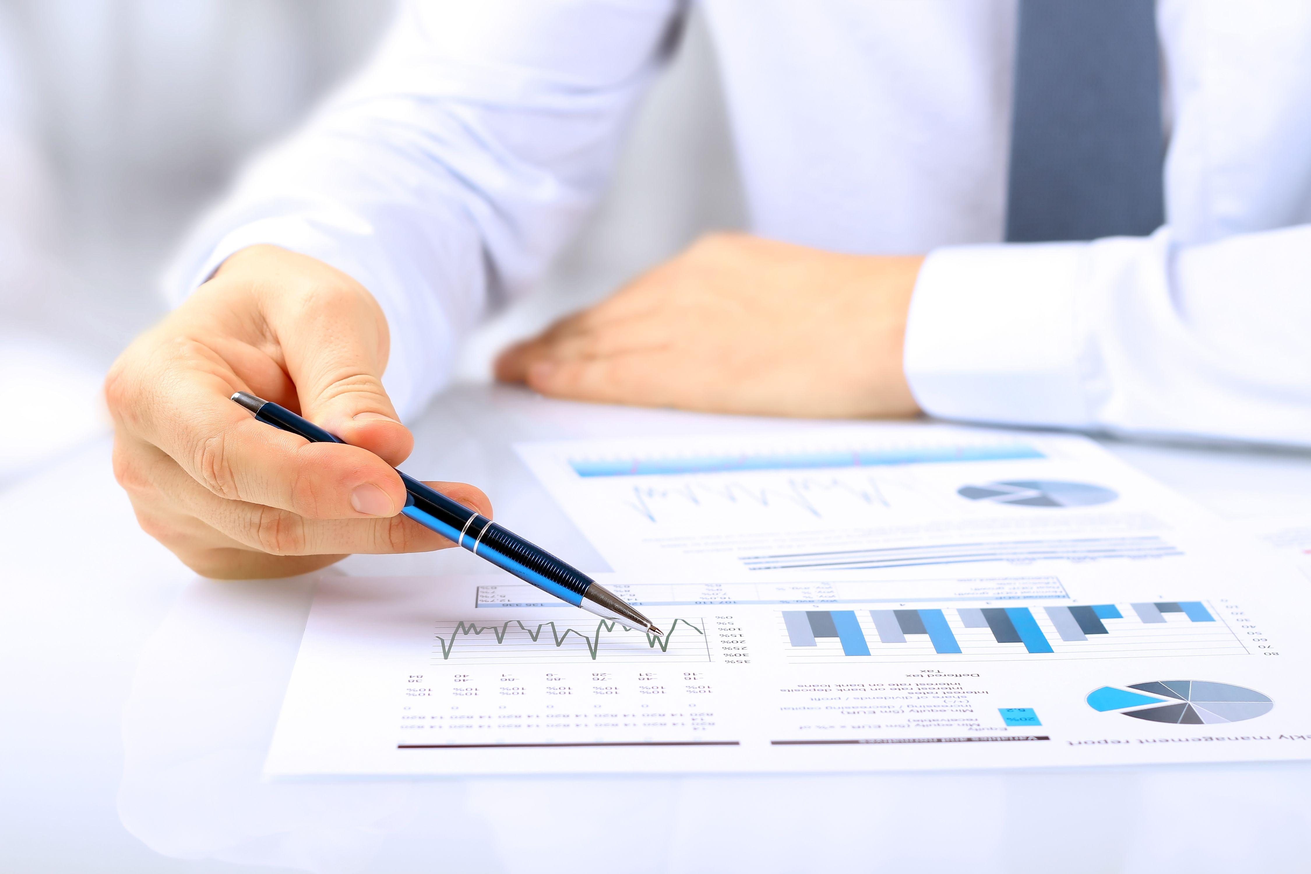 Control de la contabilidad: Servicios de Tinoco Barroso y Asociados