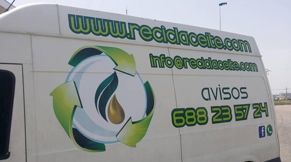 Empresa autorizada de recogida de aceites usados en Valencia