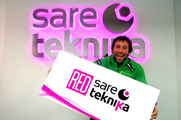 La Red Sareteknika con Alex Txikon