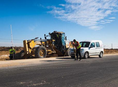 Proyectos y obras de replanteos de terrenos: Servicios de Estopcar Ciudad Real, S.L.