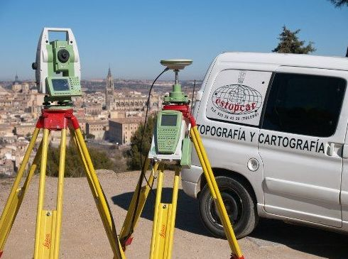 Certificación de superficies: Servicios de Estopcar Ciudad Real, S.L.