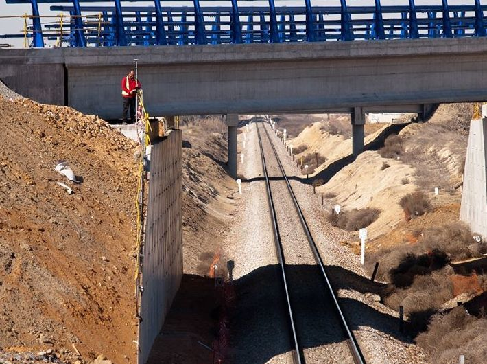 Proyectos y obras de ferrocarriles: Servicios de Estopcar Ciudad Real, S.L.