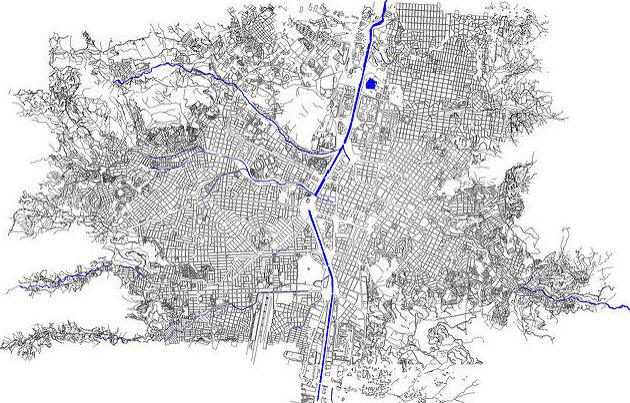 Mapas CGE: Servicios de Estopcar Ciudad Real, S.L.