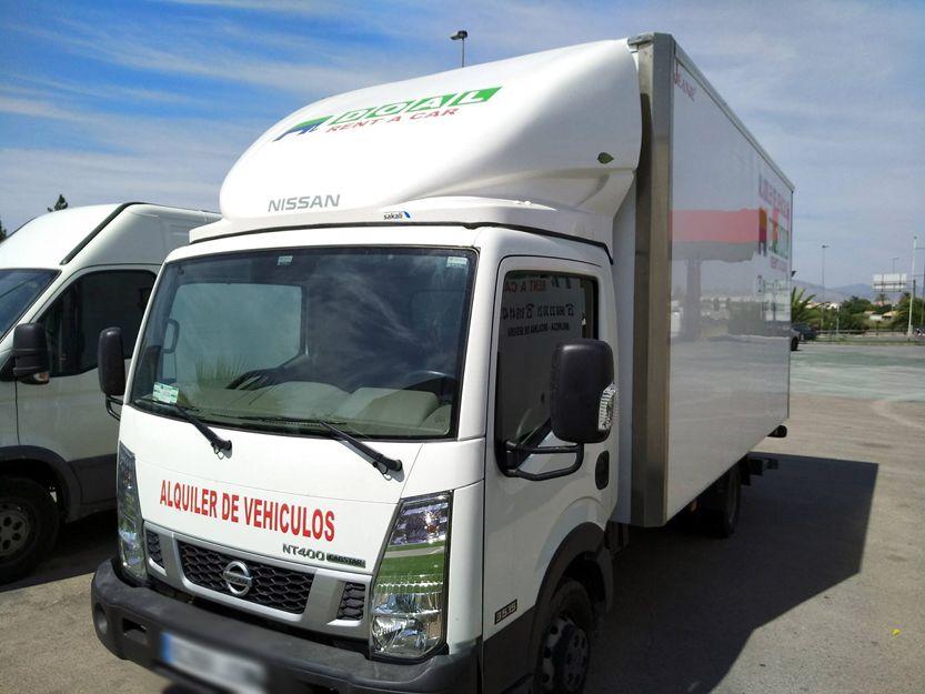 Alquiler de vehículos en Murcia
