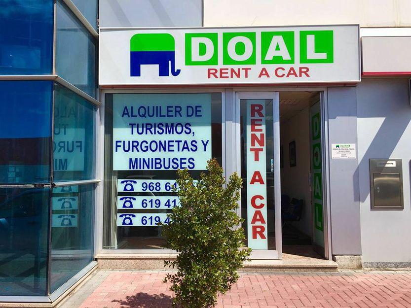 DOAL Rent a Car en Murcia