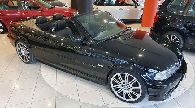 BMW 330Ci CABRIO ¡¡CAPOTA NUEVA!! : Compra venta de coches de CODIGOCAR